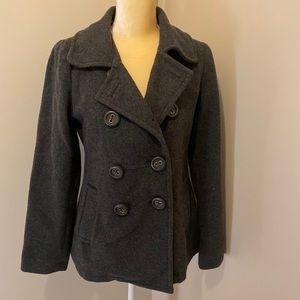 Aeropostale Wool Pea Coat